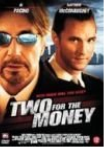 Two For The Money [Region 2] - Dutch Import (US IMPORT) DVD NEW