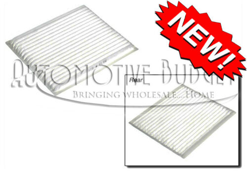 Pack of 6 Cabin Air Filter Scion tC xA xB Toyota Echo Rav4 Clean Air Filter