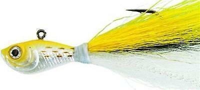 Redfish SPRO Bucktail Jig 1//2 oz Hair Jig Bass Striper /& Walleye Lure