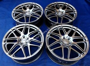 Bmw E53 X5 22x9 Ace Alloy Mesh 7 Light Weight Hyperag Wheels Rims D70720mh 20h8 Ebay