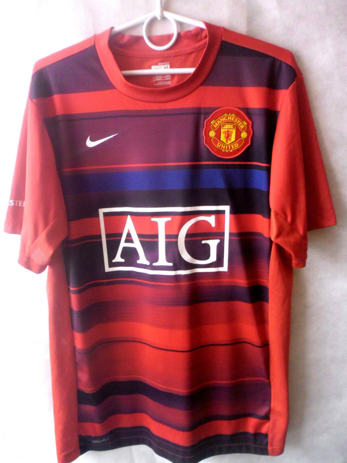 Excelente ¡Excelente - Sí.2008 - 09 Manchester United Training Service m