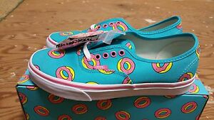 3de26a9a67778d Image is loading VANS-X-ODD-FUTURE-Authentic-SCUBA-BLUE-DONUT-