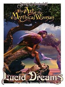 Art-of-the-Mythical-Woman-Lucid-Dreams-Paperback-by-Grimando-Scott-Brand