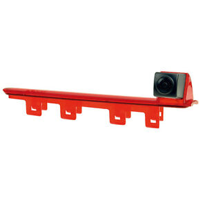 For Volkswagen VW T5 With Rear Doors Camera View IN 3. Brake Light