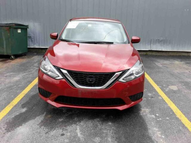 For 2013-2018 Nissan Sentra Strut and Coil Spring Assembly Front Right 24893BW