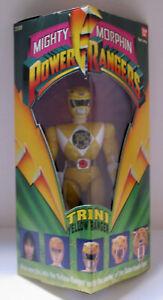 "Power Rangers - Trini - 8""- Original Triangle Box - 1993"