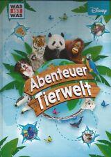 REWE Was ist Was / Disney - Abenteuer Tierwelt - 20 Sticker aussuchen