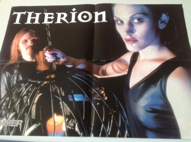 Poster-Therion / Fear Factory