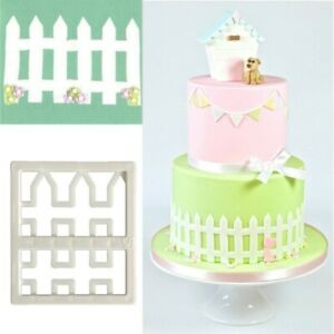 Fence-Icing-Cutter-Fondant-Mould-Cake-Decorating-Cookie-Mold-Sugarcraft-Tool-DIY