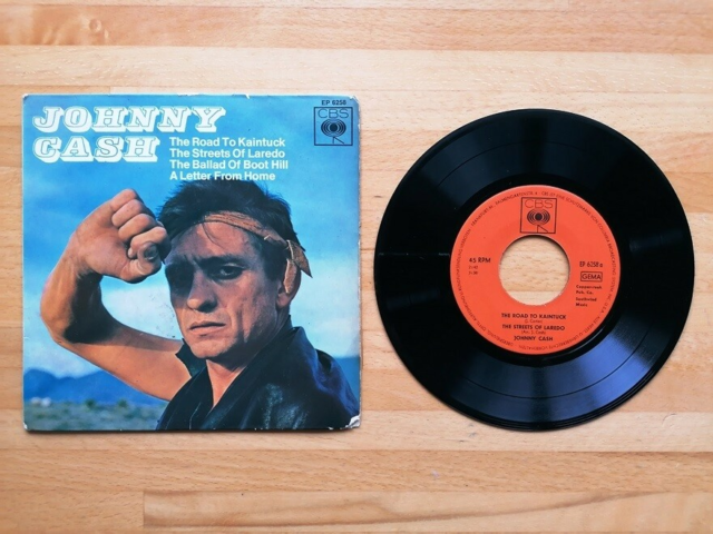 EP, Johnny Cash, The Road To Kaintuck, 7