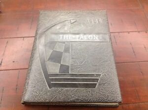 1959 Seagraves ISD High School Yearbook
