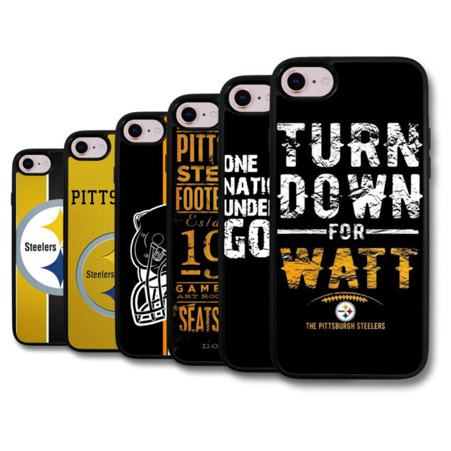 PIN-1 Pittsburgh Steelers Deluxe Phone Case Cover Skin for All Models