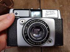 Vintage ILFORD Sportsman camera..cassar 2.8 lens..