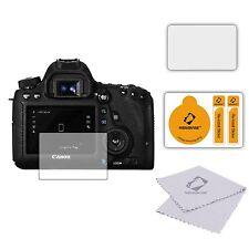 3 X Ultra Transparente Protector De Pantalla Lcd Film Protector De Para Canon Eos 6d
