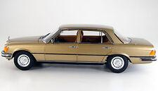 REVELL MERCEDES 450SEL W116 1:18 Gold Color LE 1000pcs Long Sold Out!*Super Rare