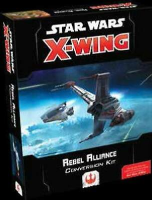 Star Wars X-Wing 2nd Edition Rebel Alliance Conversion Upgrade Kit Sealed 2.0