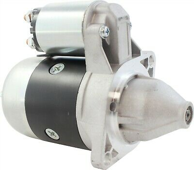 NEW STARTER MOTOR KUBOTA ENGINES 1E152-63011 1E15263011 M003T70681 M3T0681
