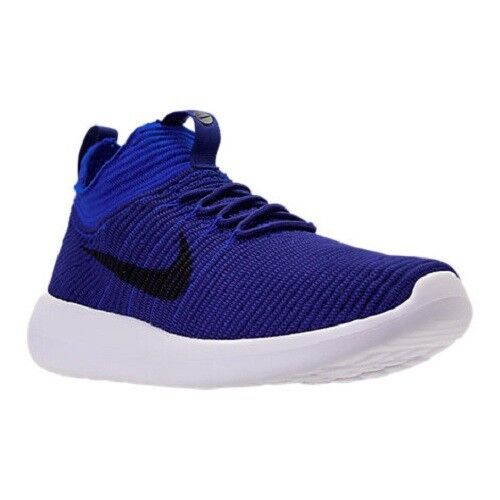 huge discount 8cef6 5c95e Men's Nike Roshe Two Flyknit V2 Casual Shoes, 918263 400 Sizes 8.5-13 Deep  Royal