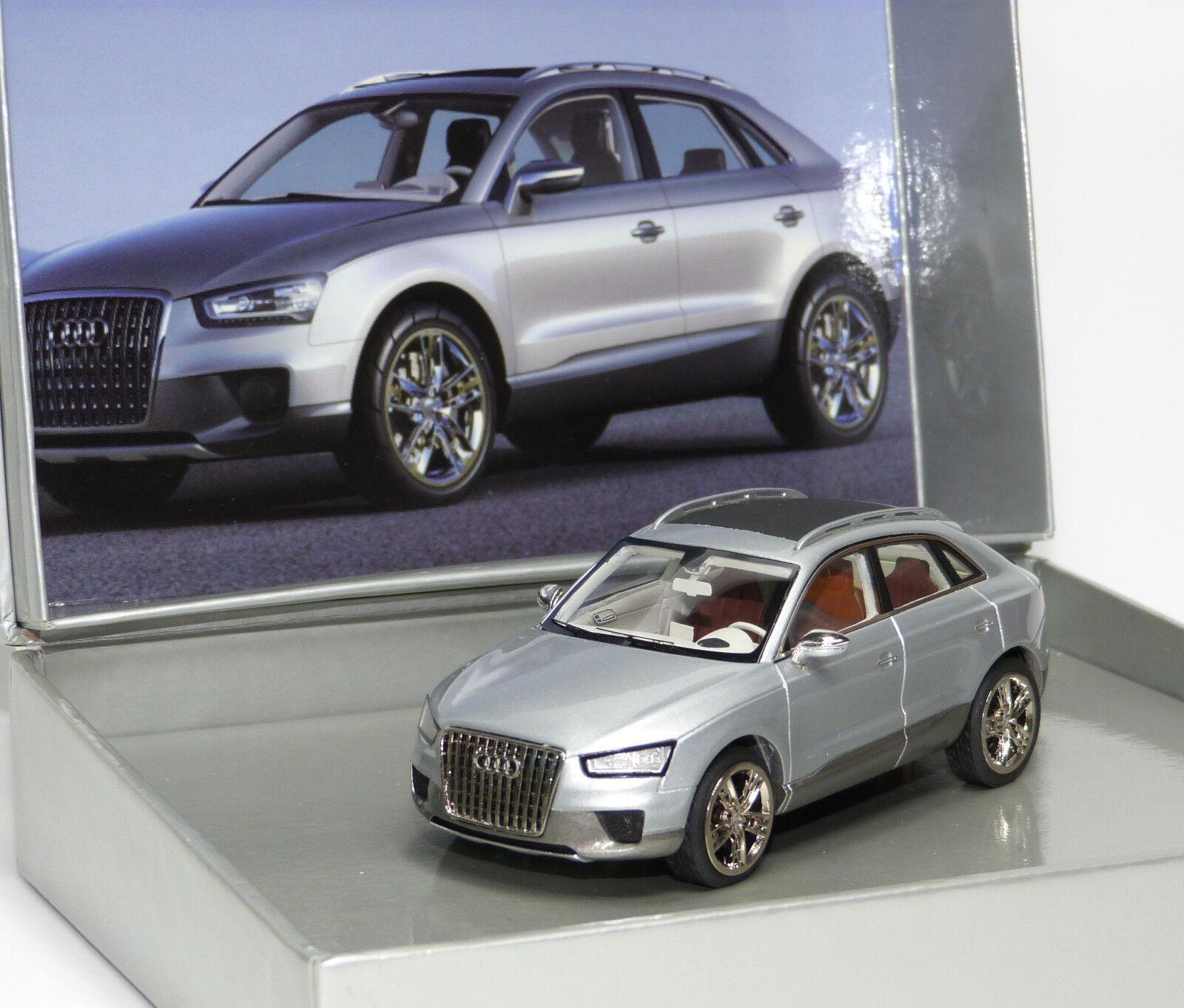 Audi Cross Coupe quattro Studie Study Looksmart 1 43 Museums Ed. no. 480 500