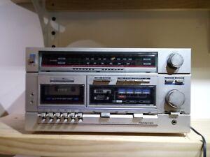 Vintage-Soundesign-5642-Retro-Radio-Cassette-AUX-Stereo-Receiver