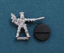Necromunda Gang Adeptus Arbites Leader Judge Captain Metal OOP (P233)