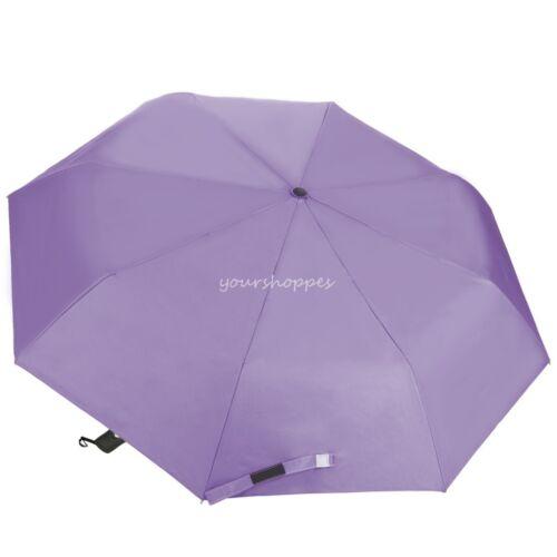 Women Color Changing Magic Umbrella Sun//Rain Protection Folding Anti-UV Parasol