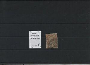 Old-Germany-Saxony-1863-Mi-12aa-Tested-Anges-Edges-Postmarked-N2-Leipzig