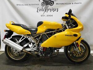 1999 Ducati Supersport