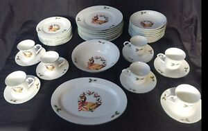 image is loading christmas dishes memories vintage china fine porcelain 41