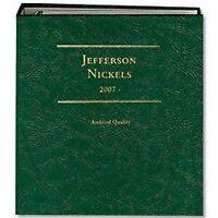 Littleton Jefferson Nickel 2007-date Volume 3 Album Lca72