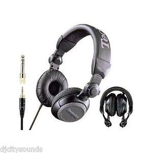 Original-Technics-Japanese-Manfacture-RP-DJ1200-Professional-Headphones-for-DJs