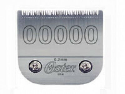 OSTER 76 76918-006 clipper Blade #00000 BRAND NEW