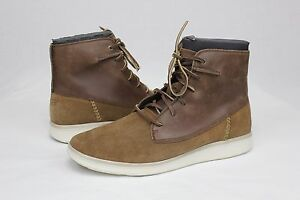 fa01c41d2ee UGG LAMONT CHESTNUT MENS LEATHER SUEDE BOOTS SIZE 12 US 888855507055 ...