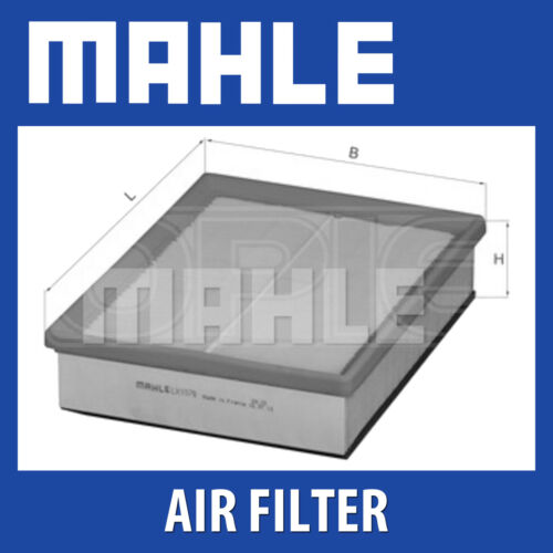 Mahle filtre à air LX1078-fits fiat multpa 1.9 jtd-genuine part