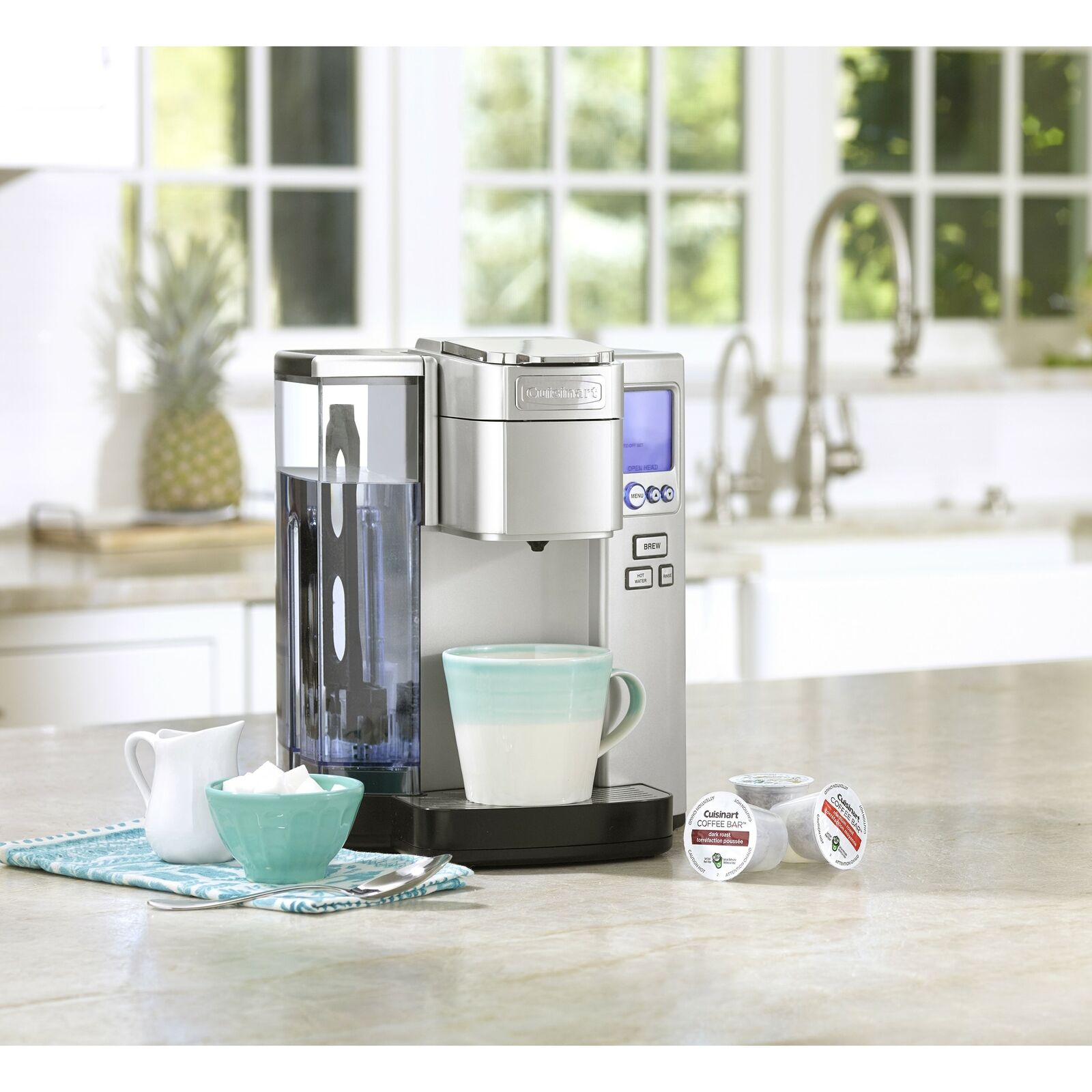 Cuisinart SS-10 Premium Single-Serve Cafetière