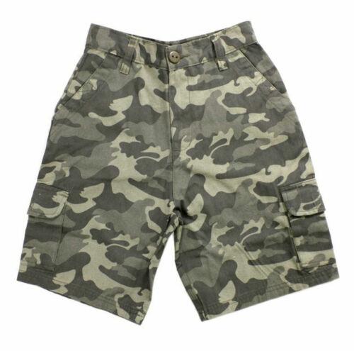 Holidays *SALE SALE* Tom Frank/'s Men/'s Camo Print Cargo Shorts All Sizes HT389