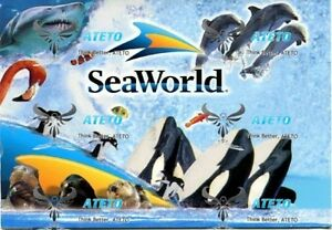 Seaworld san diego tickets coupons