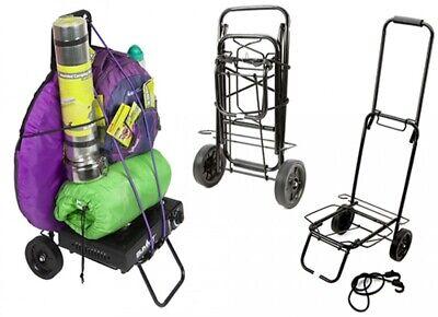 Sommet Festival chariot de Voyage Valise Camping Kit Heavy Duty jusqu/'à 50 kg de charge