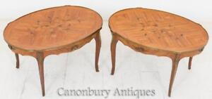 Antique-French-Coffee-Table-Empire-Furniture-Side-Tables