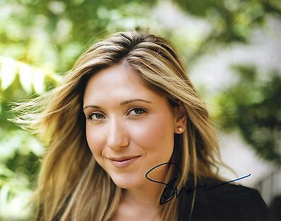 Sarah Prevette Entrepreneur Ceo Hand Signed 8x10 Autographed Photo Coa Look Gd01 Beneficial To Essential Medulla Television