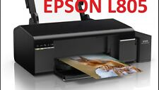 EPSON L-805 A4 SIZE COLOUR WITH WI-FI 6 COLOR CISS TANK