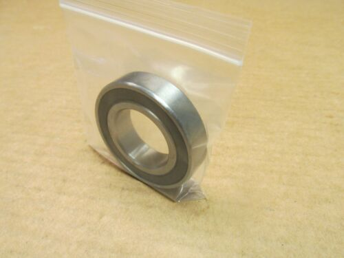 OCM S60062RS BEARING STAINLESS STEEL RUBBER SEALED S 6006 2RS 30x55x13 mm USA