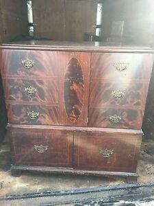 Attirant Details About Vintage 1950u0027s RCA Victor Tube TV Television Cabinet Model  6 T 86