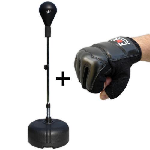 Trainingshandschuhe Ballhandschuhe Standboxball Punchingball Höhenverstellbar