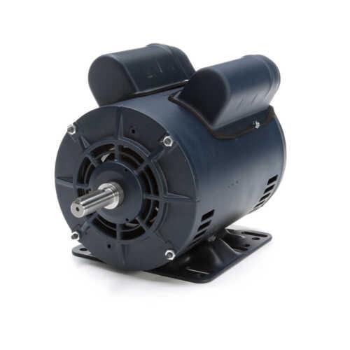 Leeson Electric Motor 116523.00 5HP Spl 3450 Rpm Single Phase 208-230 116523