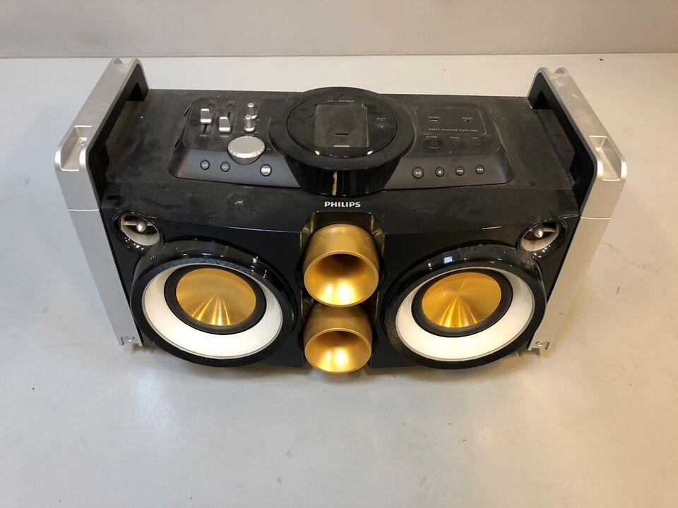 Ghettoblaster , Philips, Party Machine FWP3100D