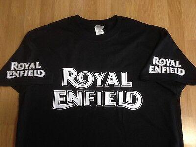 Royal Enfield Motorcycles Vintage Biker T Shirt,Indian,Norton,BSA