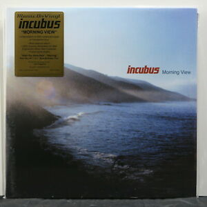 INCUBUS-039-Morning-View-039-Ltd-Edition-180g-CLEAR-Vinyl-2LP-NEW-SEALED