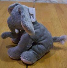 "Kellytoy CUTE SOFT SAD ELEPHANT 6"" Plush STUFFED ANIMAL Toy"