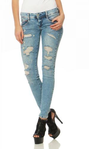 GILA Slim Powerstretch HERRLICHER Röhre // Woman Damen Jeans Hose D9060//706